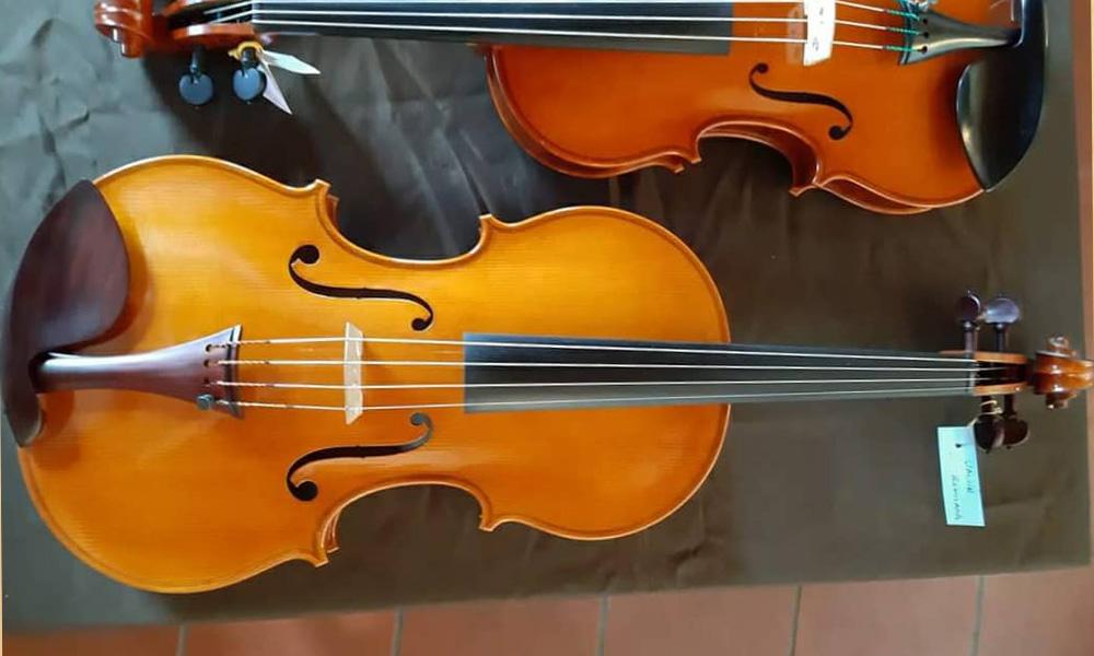 M'sian violin-maker scores gold with 'Negaraku' and 'Jalur Gemilang'