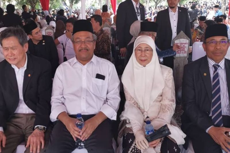 DPM meets Jokowi to convey Malaysia's condolences to Indonesia over BJ Habibie's death