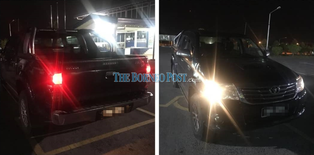 Spaniard killed in Jalan FAC, Matang after falling out of 4WD vehicle