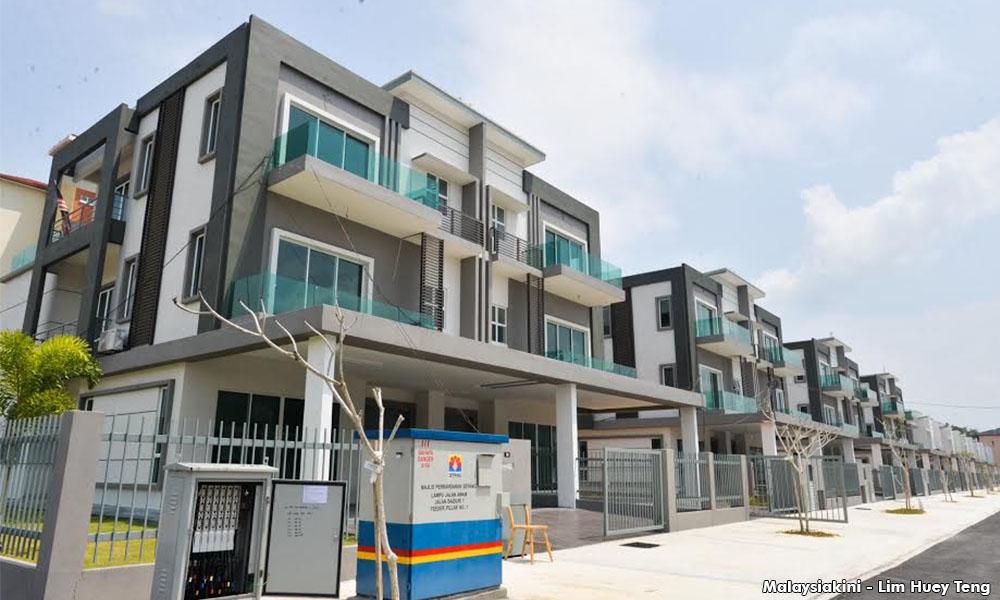 祖莱达建议赴中港促销房产,吸引中国买家投资