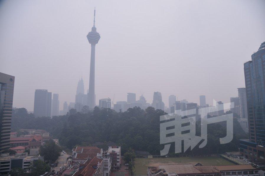 烟霾锁全国 云冰佐汉瑟迪亚破200点