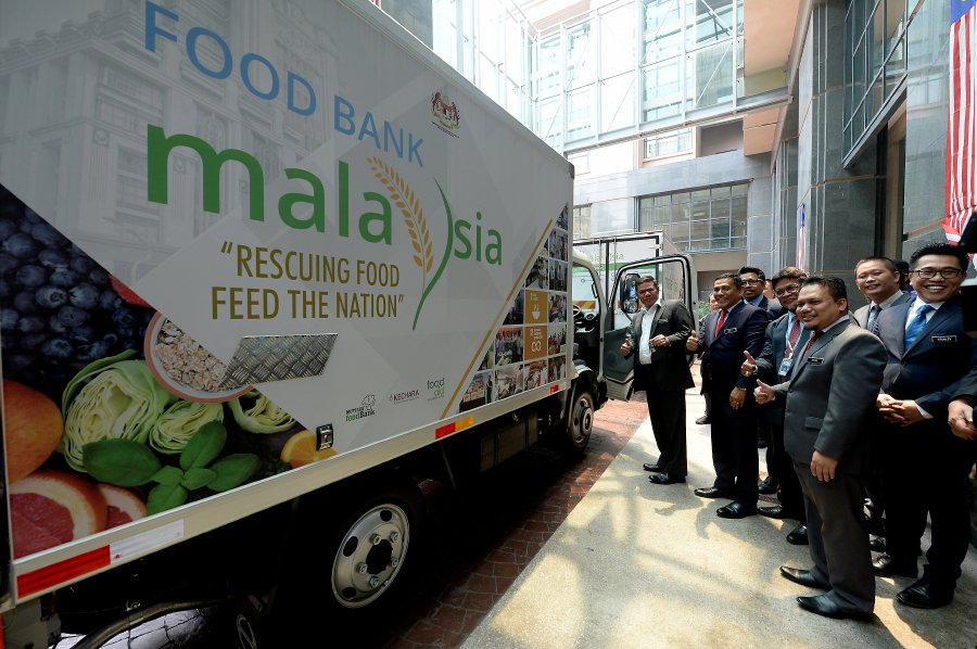 M'sia Food Bank distributes 650 tonnes of food to 238,000 since August 2018