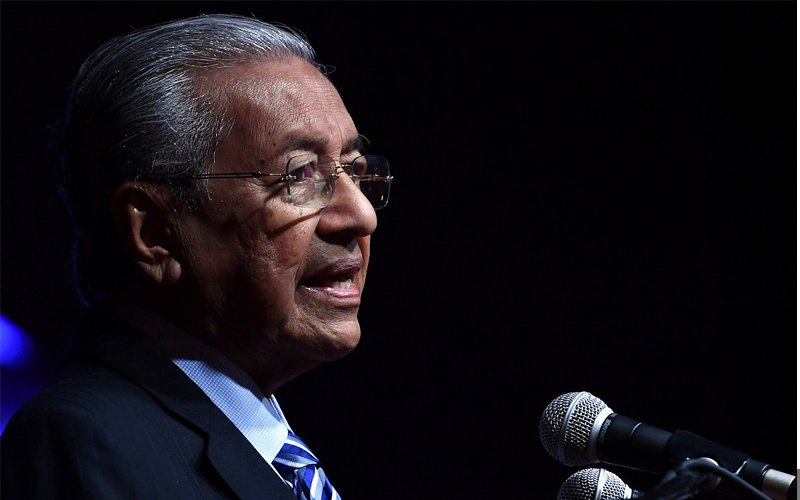 Cabinet discussed ways to manage haze situation, says Dr M