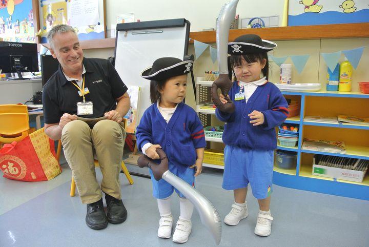 天主教圣叶理诺幼稚园 10月20日举办参观日