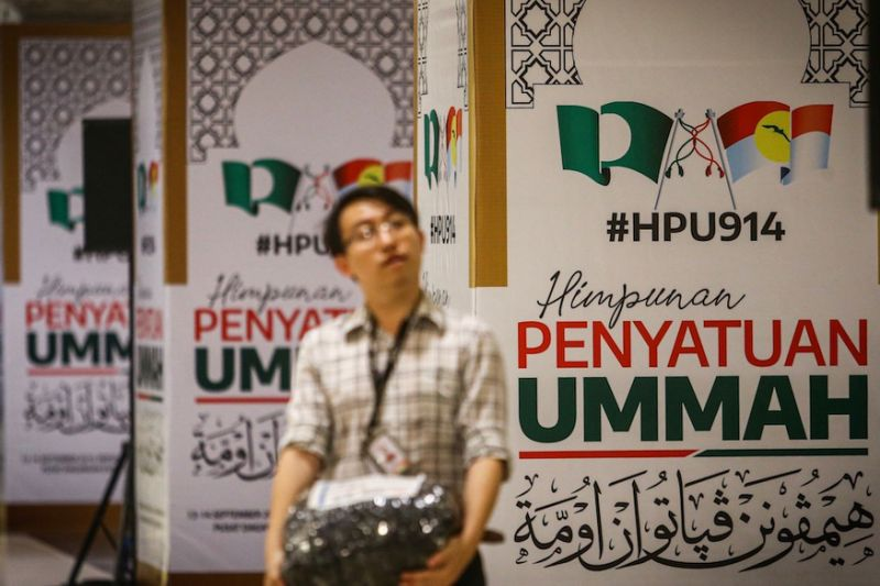 MCA to witness signing of Umno-PAS charter