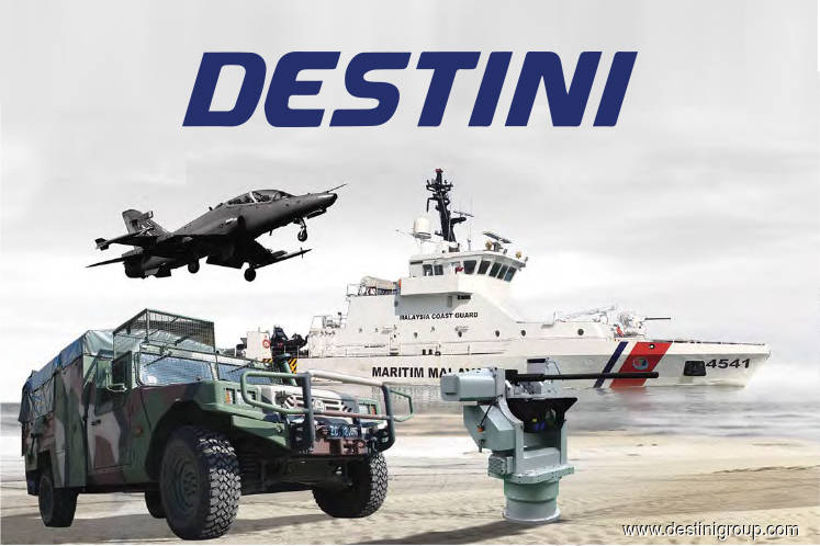 Destini gets one-year extension for its Mindef contract