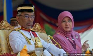 Yang di-Pertuan Agong arrives in UK for a special visit
