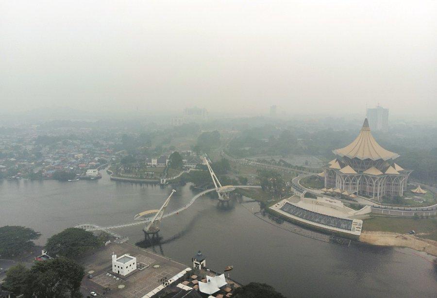 印尼再反驳:大马部份地区也大肆烧芭