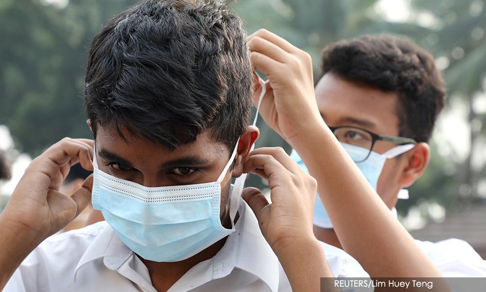 卫长:因烟霾求诊病人增20%至30%