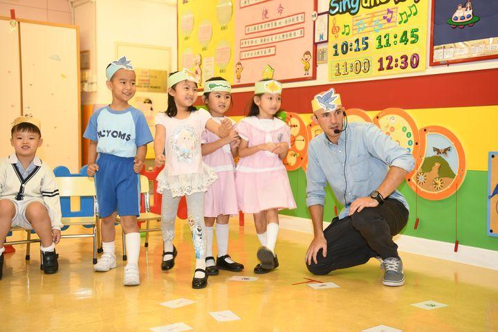 仁济医院严徐玉珊幼稚园 10月19日举办20周年校园开放日