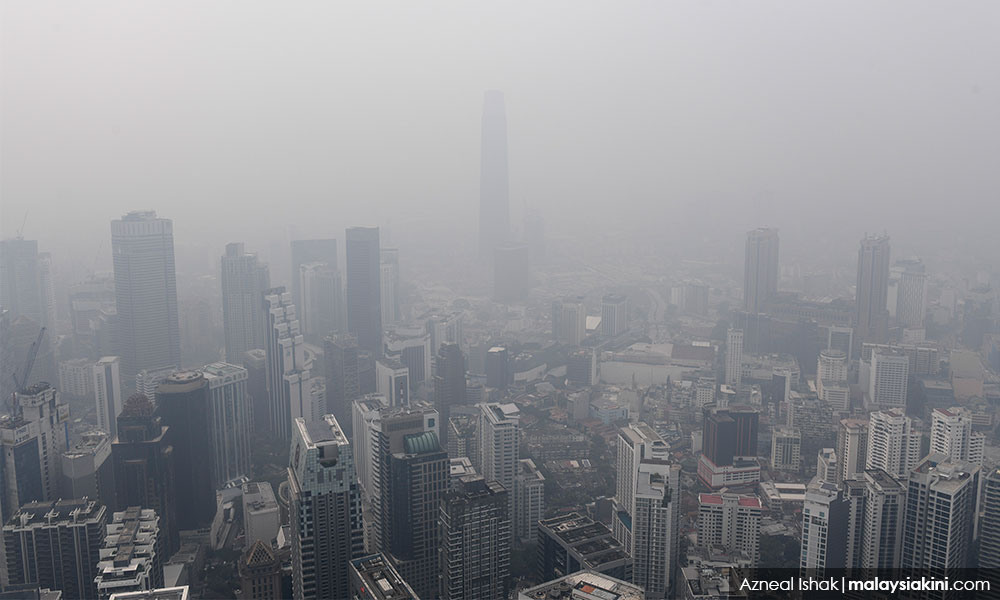 Don't talk only but act fast to combat haze, Asean leaders urged