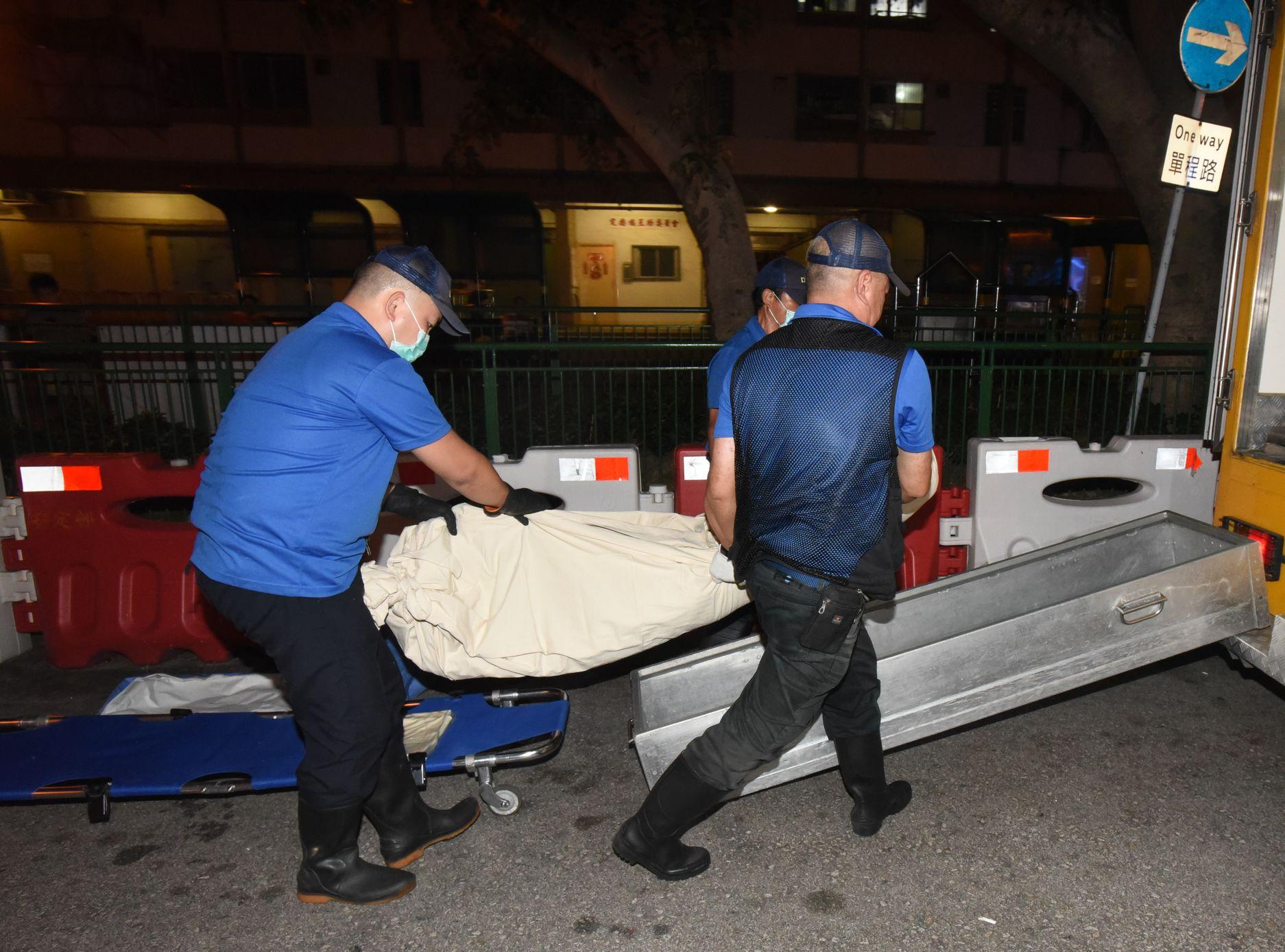安定邨女子倒毙屋内 56岁男友涉谋杀被捕