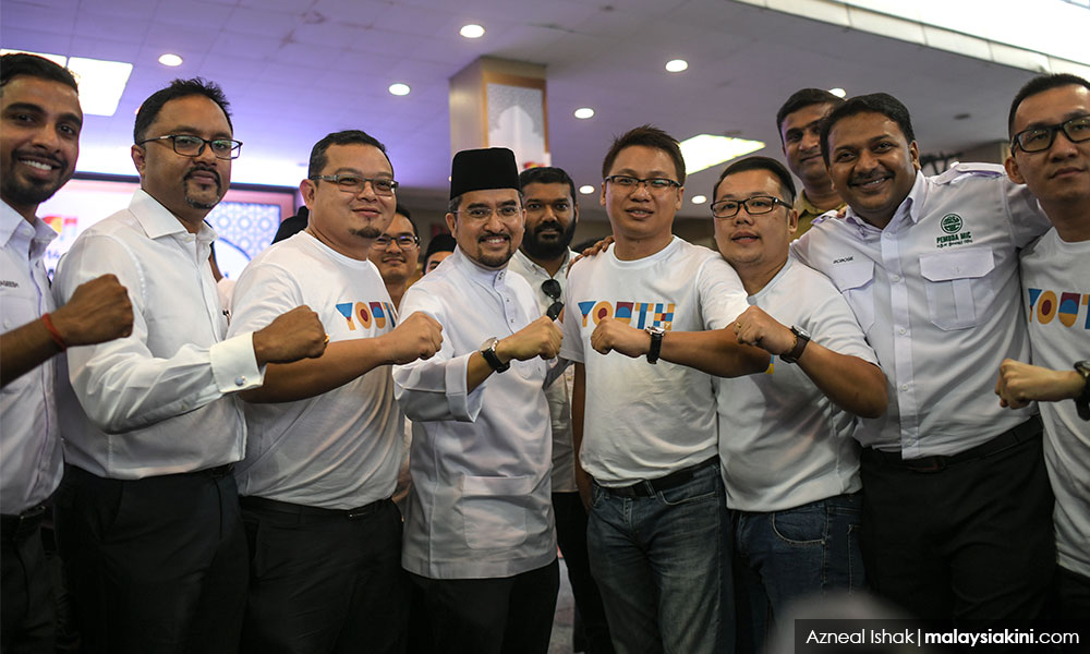 Youth wings of four parties back Umno-PAS alliance