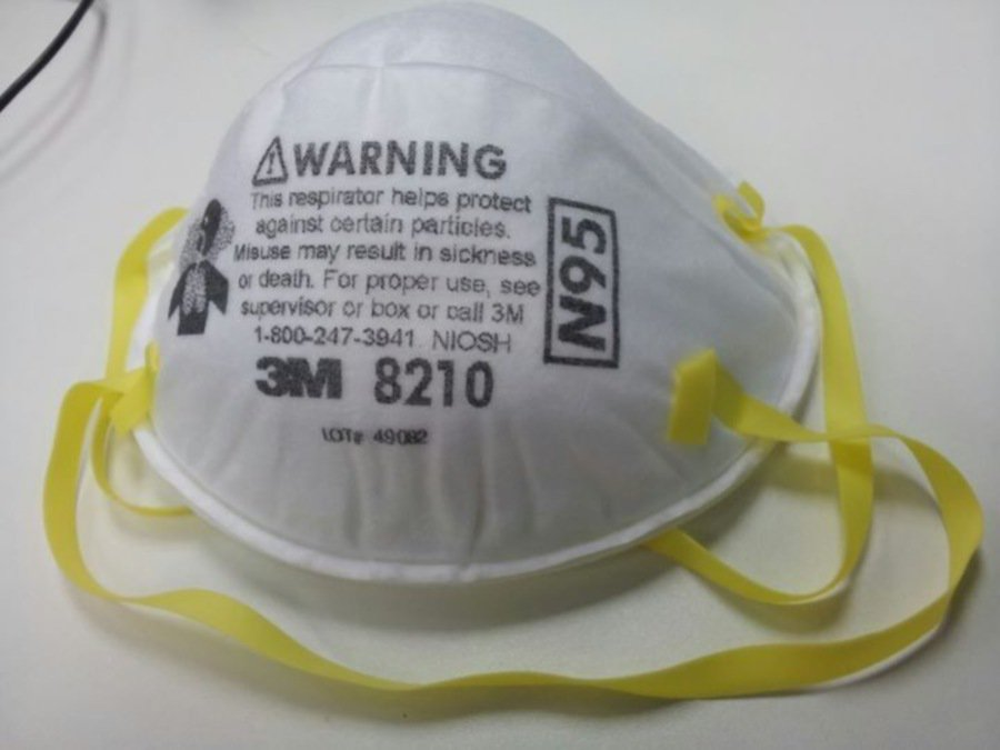 Haze crisis: N95 mask offers best protection