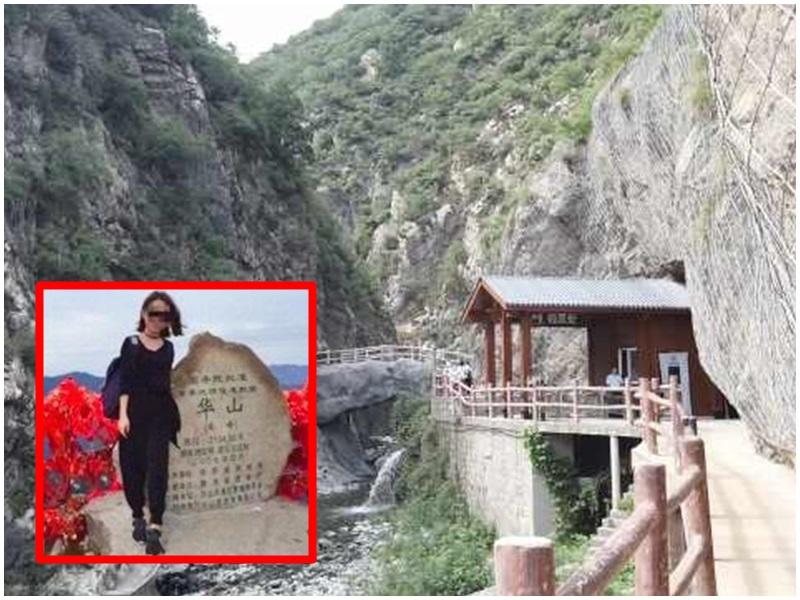 深圳女子独游被抢劫姦杀再抛尸 家属索赔景区300万