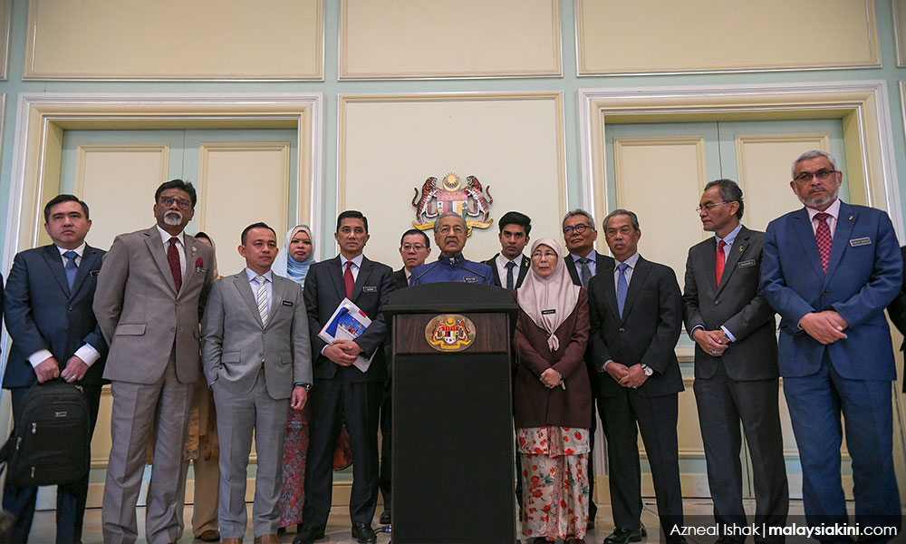 'Don't be too obedient' - A Malaysia Day lesson