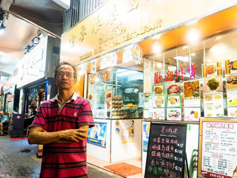 靠真材实料生存 老板40岁继承29年泰菜馆:应承过做好它