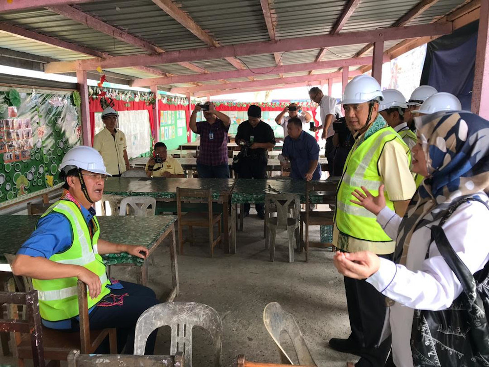 Baru: RM128m allocated to repair dilapidated schools this year, Sarawak gets RM100m