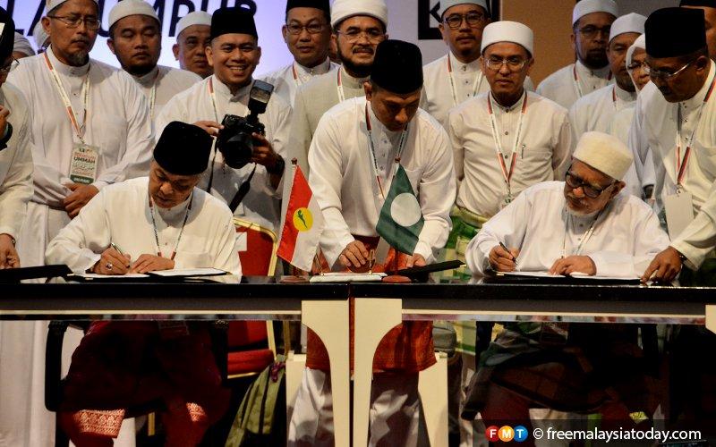 Pitfalls of the Umno-PAS accord