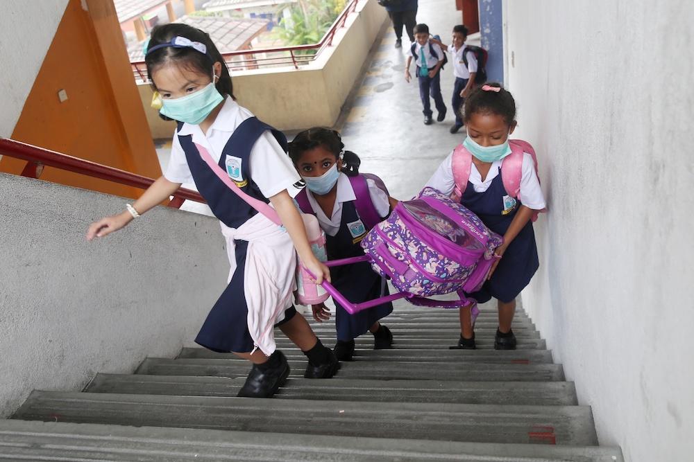 538 schools in Selangor closed as haze gets worse