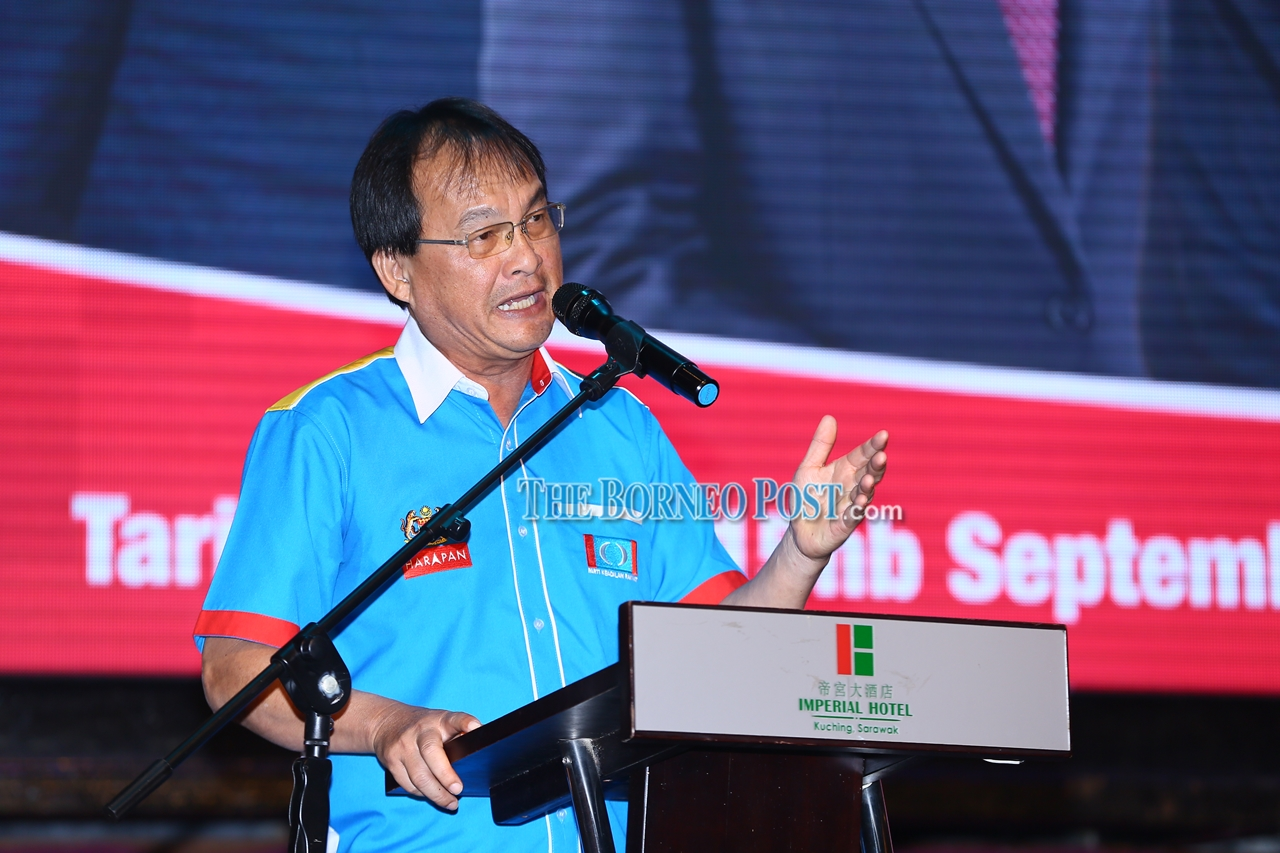 PKR Selangau chief denies move to oust Baru at state convention