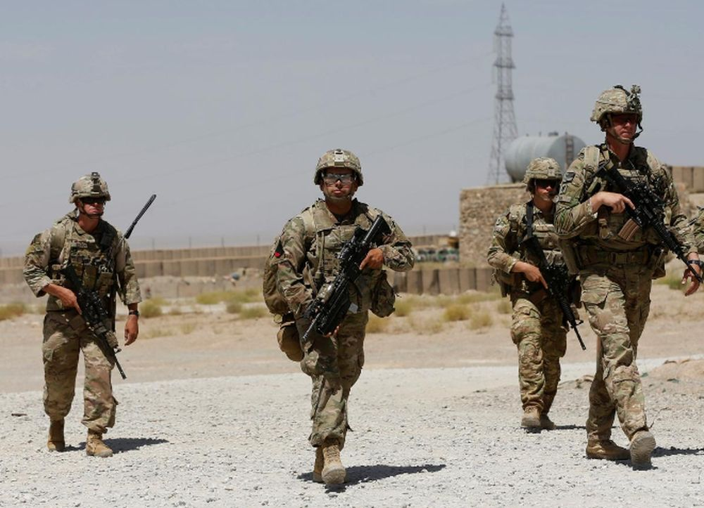 CIA chief highlights loss of intelligence once US troops leave Afghanistan