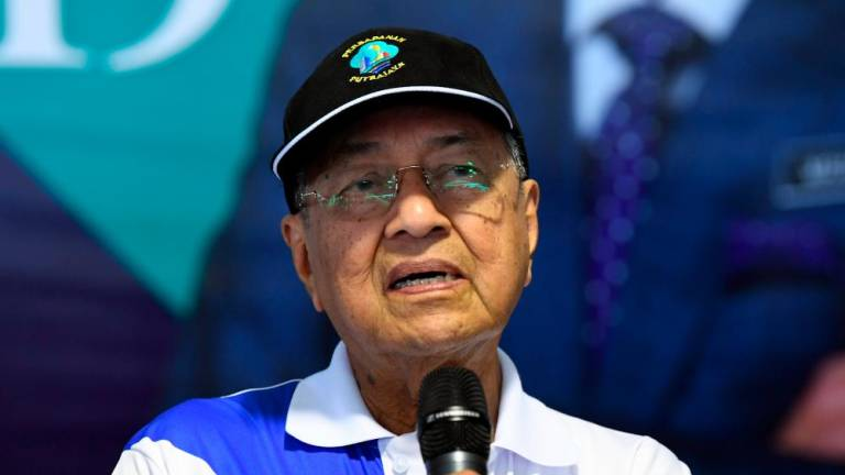 Govt to provide subsidy if oil prices soar: Mahathir