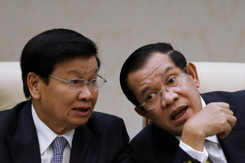 Cambodia, Laos step up border demarcation effort