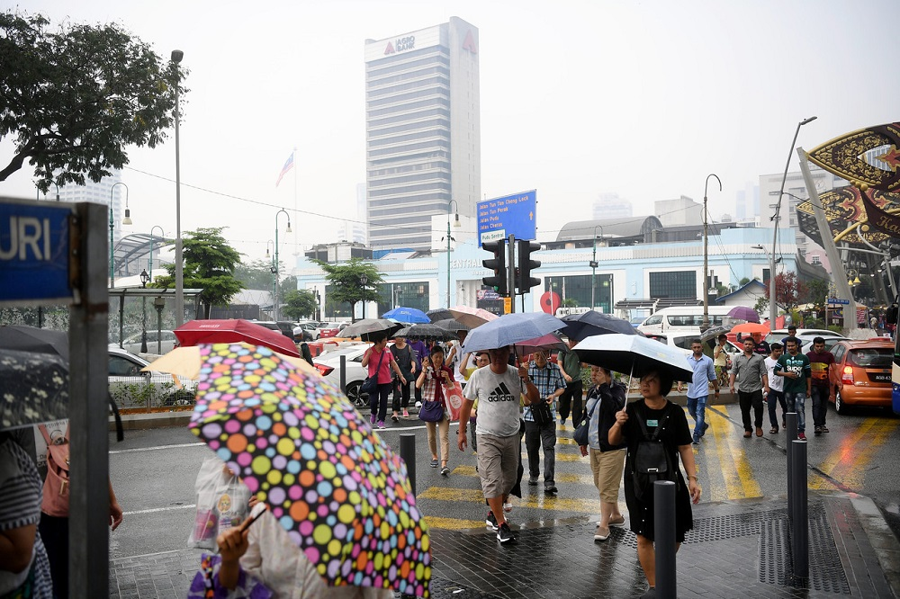 Wet Deepavali nationwide with rainstorms forecast, says the weatherman