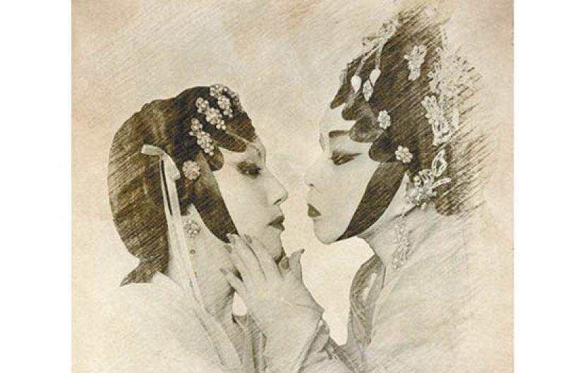首部女同志题材粤剧 含蓄旖旎中爆激情