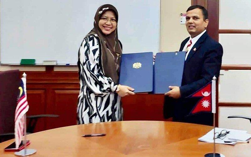 Nepalis may seek work in Malaysia again, says report