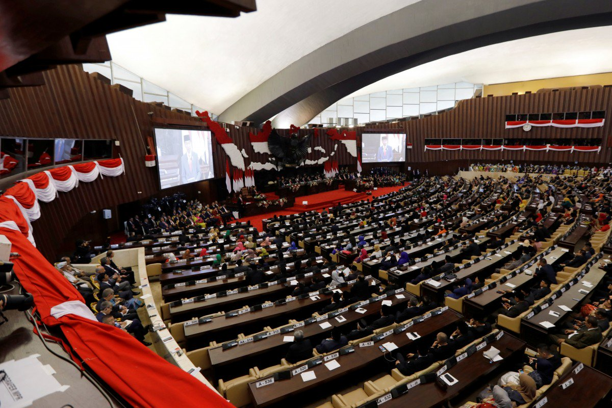 Indonesian parliament passes controversial revisions to law governing anti-corruption agency