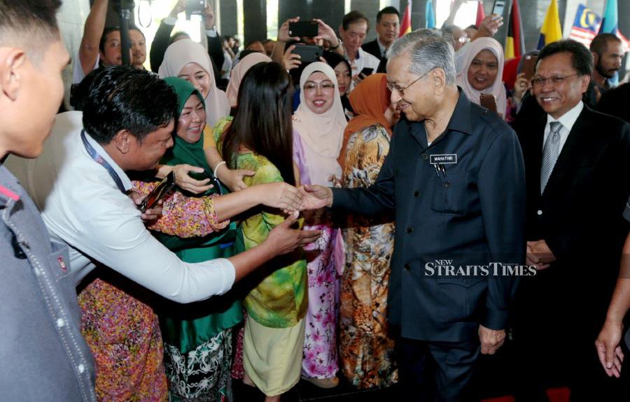 PM tells Sabah and Sarawak to capitalise on their vast land using modern agriculture