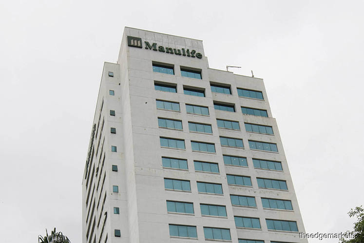 Manulife reports first quarterly loss since listing