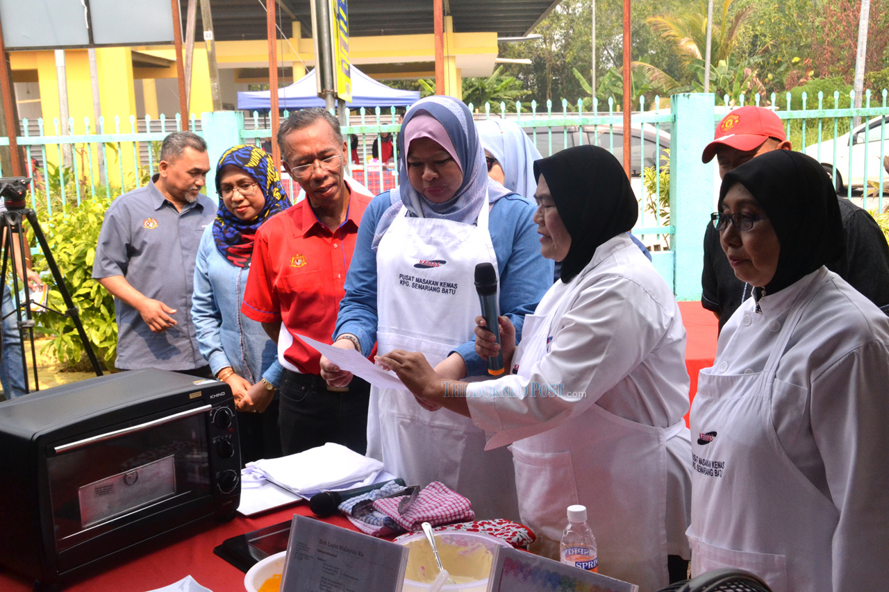 Ministry to assess aid given to Kemas-trained rural entrepreneurs