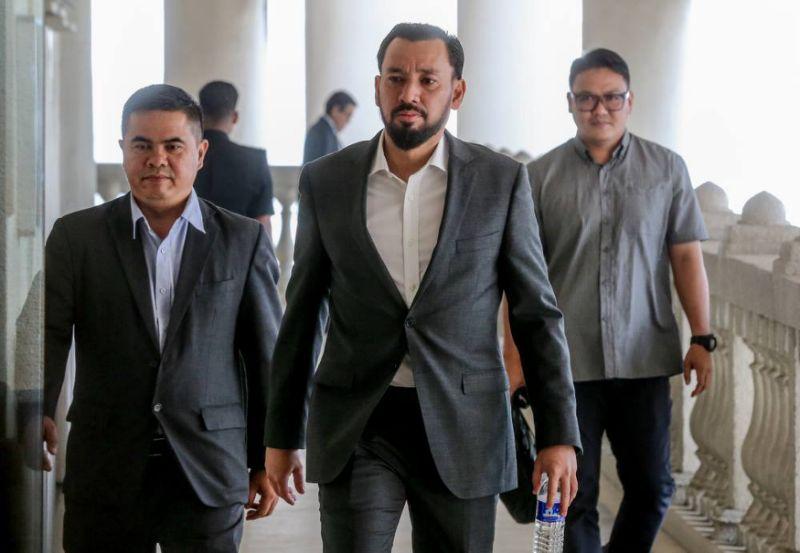Witness maintains 1MDB was Najib's 'baby'