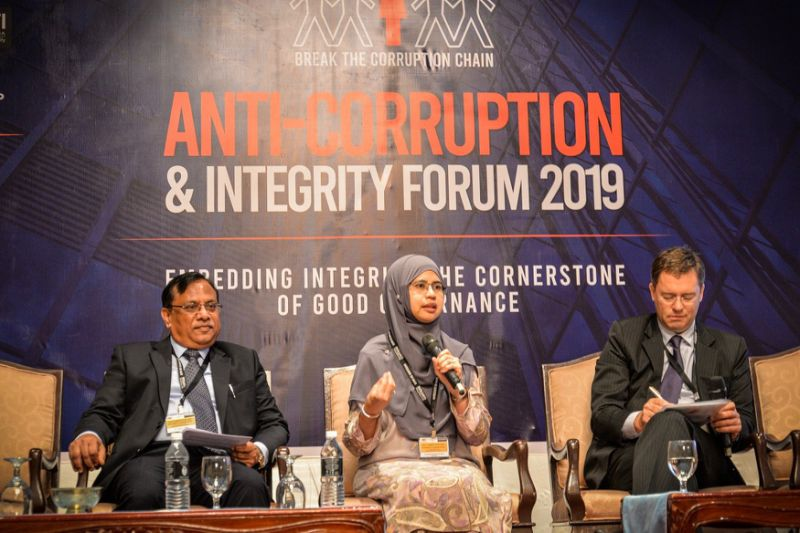 Malaysia fell off the pace over the past two decades due to corruption, forum told