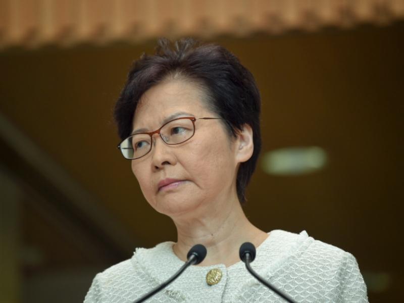 【修例风波】林郑下周举行首场对话 市民可自由报名