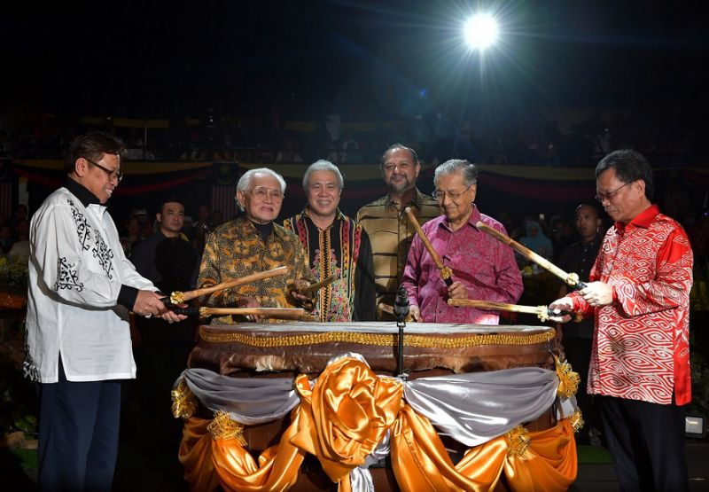 Protecting national unity is the responsibility of all Malaysians, says PM