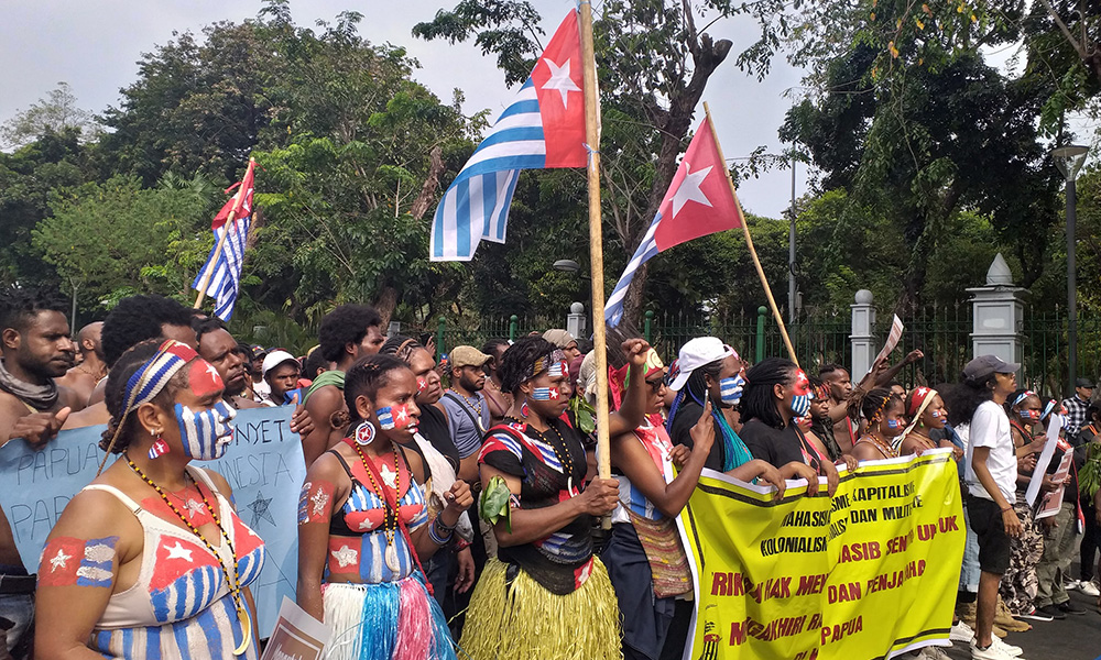 Vanuatu and Solomon Islands appeal to UN over Indonesia's West Papua crisis