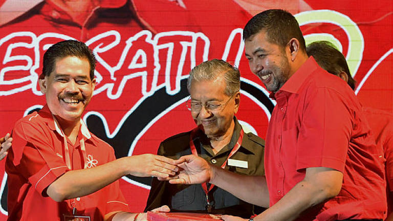 Important for Sarawak to be allied to federal government: Mahathir