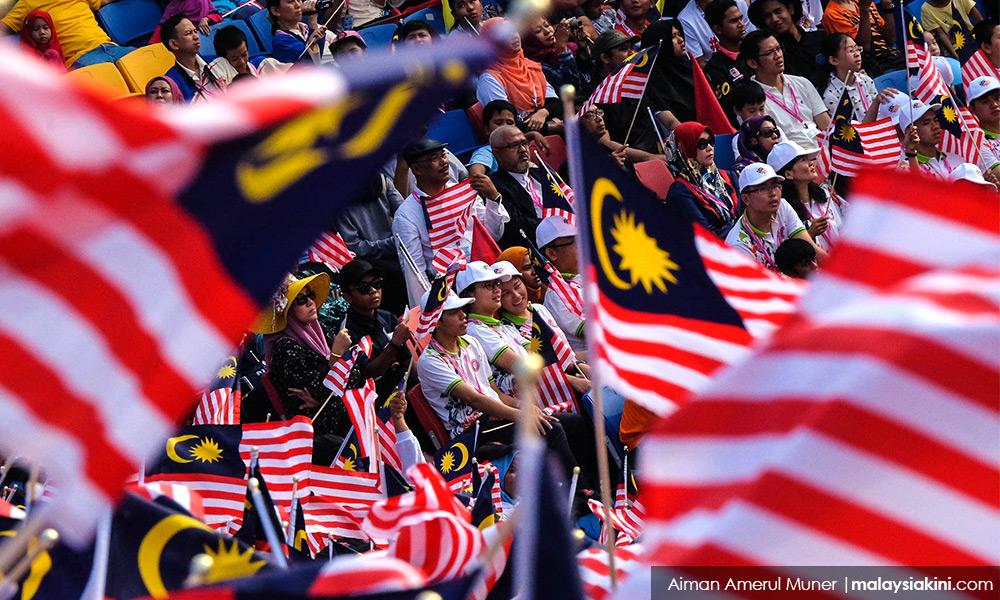 Haze not a deterrent for joyous Hari Malaysia celebration nationwide