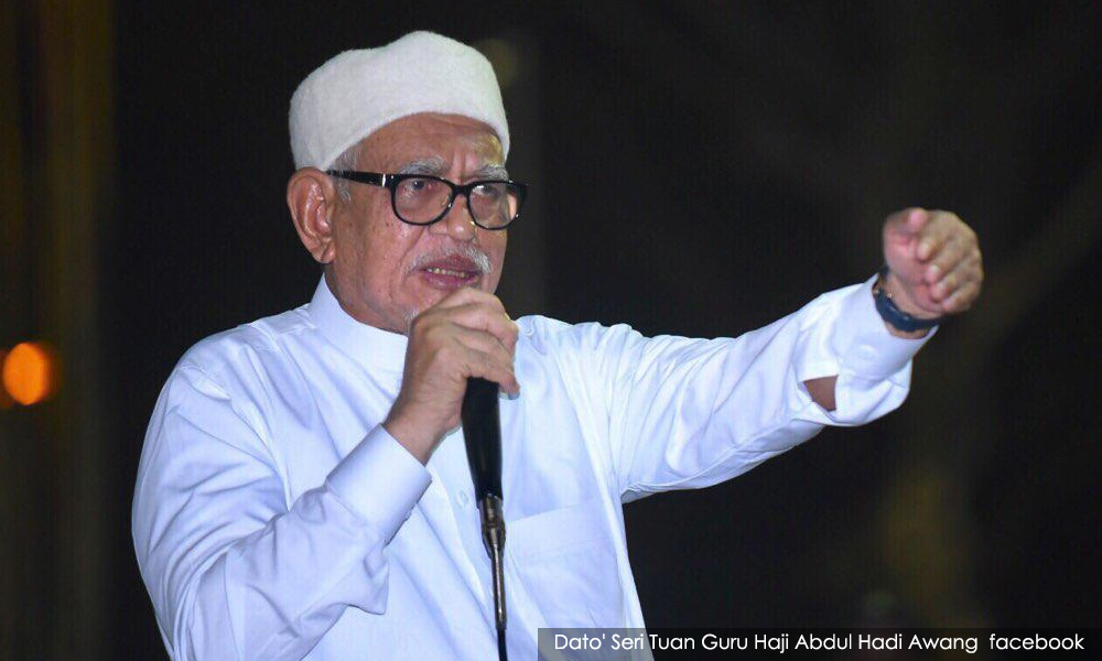 After alliance with Umno, PAS cosies up to GPS