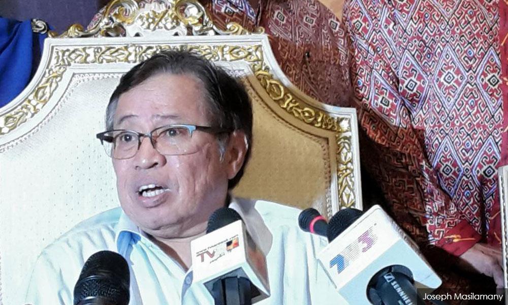 Sarawak will always be in Malaysia - Abang Johari