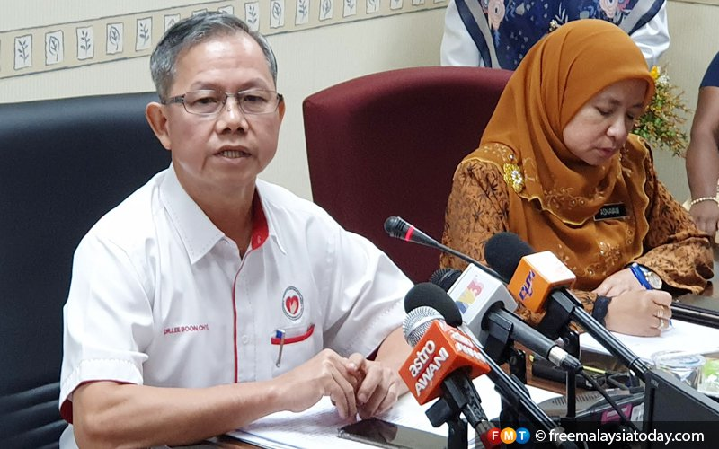 30%-40% more seek treatment in govt clinics because of haze