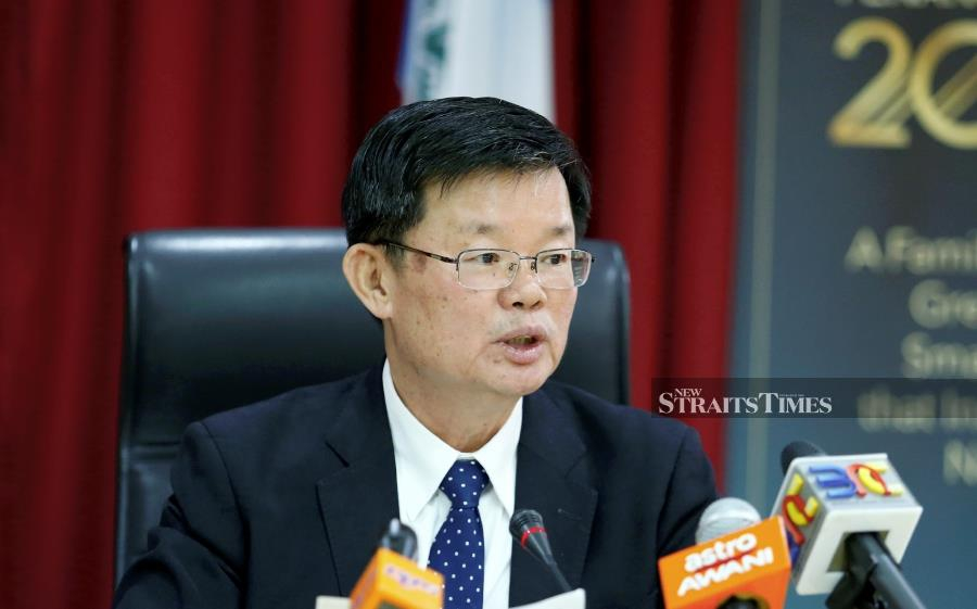 Penang to finalise compensation packages for fishermen soon