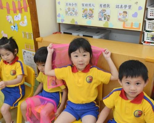 佳宝幼稚园(美孚正校) 9月20日举办游戏体验日