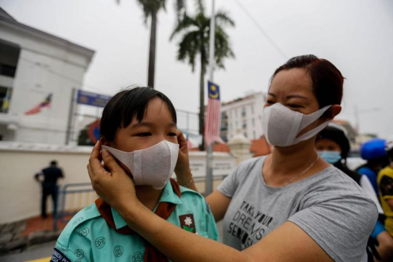 All schools in Penang to close tomorrow as haze worsens