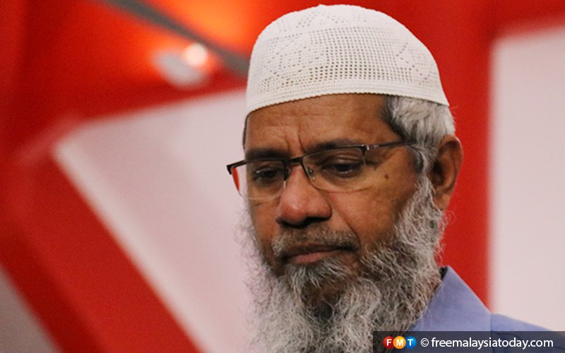 We did ask for Naik's extradition, says India