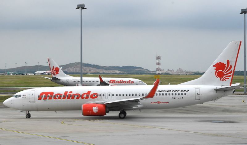 Report: Malindo Air hit by data breach, passengers' details leaked